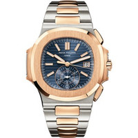 Patek Philippe Nautilus Chronograph Steel & RG Watch 5980/1AR-001