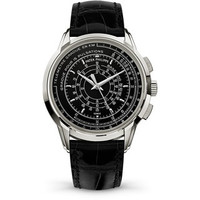Patek Philippe Multi-Scale Chronogaph Ref 5975 Platinum