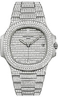 Edit a Product - Patek Philippe Nautilus Mens WG 5719/1G-001