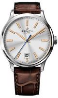 Zenith Elite Captain Central Second SS 03.2020.670/01.C498