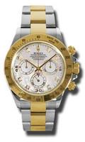 Rolex Daytona Steel & Gold 116523MD