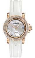 Montblanc Sport Red Gold Lady 101631
