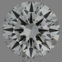 2.00 Carat D/VS2 Round GIA Certified Diamond (EX/EX/EX)