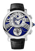 Cartier Rotonde Earth & Moon Platinum Watch W1556222