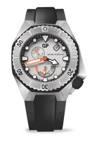 Girard-Perregaux Hawk 1,000 Steel Men's Watch 49960-11-131-FK6A