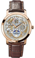 Vacheron Constantin Patrimony Traditionnelle Openworked Perpetual Calendar 43172/000R-9241
