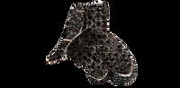 Van Der Bauwede 18K WG & Black Rhodium Sapphire Snake Ring 00269