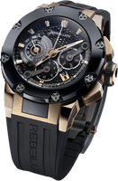Rebellion Predator Chrono Sectorial Second Red Gold-Ceramic Predator Chrono Sectorial Second Red Gold-Ceramic