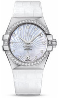 Omega Constellation Co-Axial 35 mm 123.18.35.20.55.001