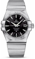Omega Constellation Co-Axial 35 mm Brushed SS 123.10.35.20.01.001