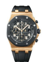 Audemars Piguet Royal Oak Offshore Chronograph Automatic Anthracite Dial Watch 25940OK.OO.D002CA.01