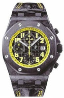 Audemars Piguet Royal Oak Offshore Bumble Bee Chronograph Mens Watch 26176FO.OO.D101CR.01