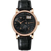 A. Lange & Sohne Little Lange 1 20th Anniversary Pink Gold 811.065