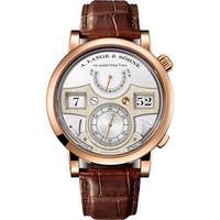 A. Lange & Sohne Lange Zeitwerk Striking Time Pink Gold 145.032