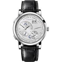 A. Lange & Sohne Lange 1 Time Zone Platinum 116.025