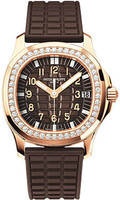 Patek Philippe Aquanaut Ladies Gold Luce 5068R-001
