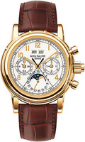 Patek Philippe Grand Complications Perpetual Calendar Moonphase Chronograph 5004J-012