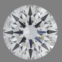 1.3 Carat F/VVS2 GIA Certified Round Diamond