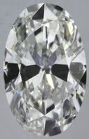 1.57 Carat F/VVS1 GIA Certified Oval Diamond