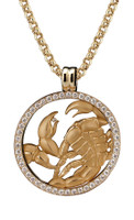 Magerit Zodiac Collection Necklace CO1095.1