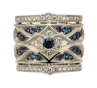 Magerit Vitral Collection Ring SO1418.14ZB