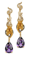 Magerit Versalles Couple Collection Earrings AR1755.1