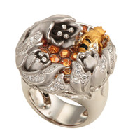 Magerit Nature Collection Ring SO1330.14AB