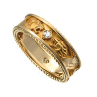 Magerit Babylon Cinta Collection Ring SO1671.1