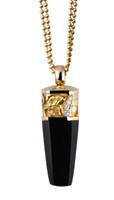 Magerit Babilon Caramelo Small Collection Necklace CO1664.1