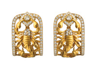 Magerit Scorpion Collection Earrings AR1780.1