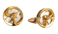 Magerit Mythology Cufflinks GE1521.14F8N