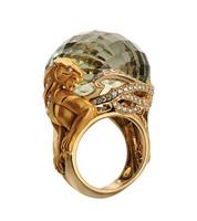 Magerit Vitral Ring SO1401.18G
