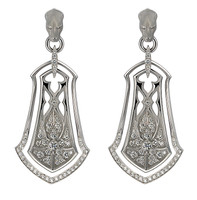 Magerit Vitral Collection Earrings AR1415.1B