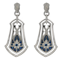 Magerit Vitral Collection Earrings AR1415.14ZB