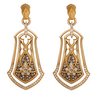 Magerit Vitral Collection Earrings AR1415.11W
