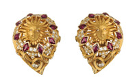 Magerit Versalles Earrings AR1706.1