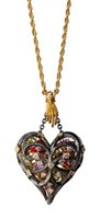 Magerit Versalles Big Heart Collection Necklaces CO1703.1