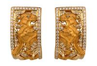 Magerit Pumas Earrings AR1316.1