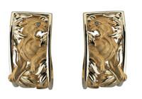 Magerit Pumas Earrings AR0747.1