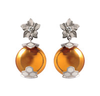 Magerit Nature Collection Earrings AR1289.16CELB