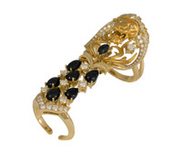 Magerit Babylon Lion Round Collection Ring SO1686.3