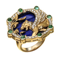 Magerit Babylon Collection Ring SO1645.5