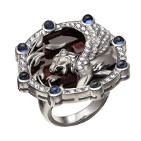 Magerit Babylon Collection Ring SO1645.4