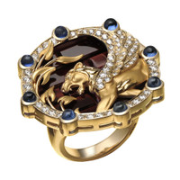 Magerit Babylon Collection Ring SO1645.3