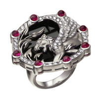 Magerit Babylon Collection Ring SO1645.2