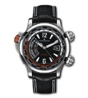 Jaeger LeCoultre Master Compressor Extreme World Alarm Watch 1778470