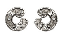 Magerit Babilon Collection Earrings AR1672.2