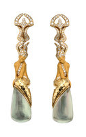 Magerit Atlantis Collection Earrings AR1576.1