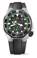 Girard-Perregaux Hawk 1,000 Mission of Mermaids Steel Men's Watch 49960-19-1305SFK6A