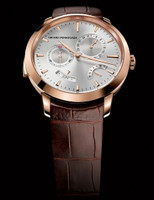 Girard-Perregaux 1966 Minute Repeater Annual Calendar and Equation of Time Pink Gold Men's Watch 99651-52-131-BKBA